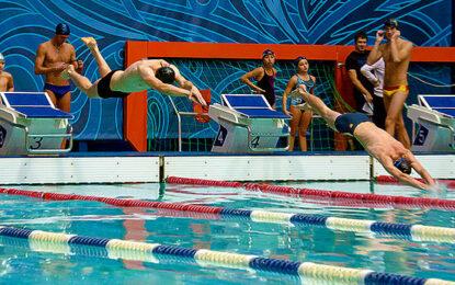 Евгений Коротышкин наградит «олимпийских рекордсменов»