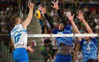 Волейбольный Марибор. Словения сенсационно выбила Россию сЕвро