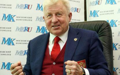 Владимир Мышкин: «Прилетало здорово. На голове 12 шрамов»