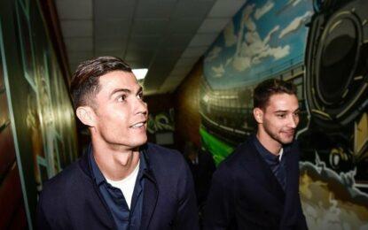 «Ювентус» и Роналду оскандалились в Москве