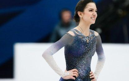 Евгения Медведева снялась с чемпионата России