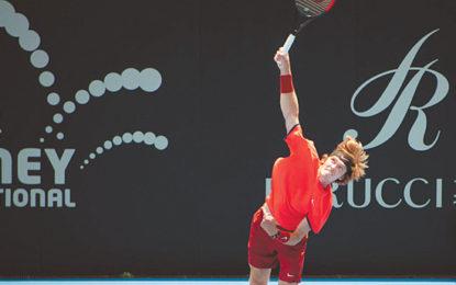 Российский теннисист ворвался в топ-20 мирового рейтинга