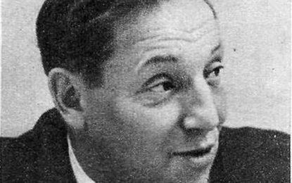 Генеральный конструктор волейбола. Владимиру Саввину— 100 лет
