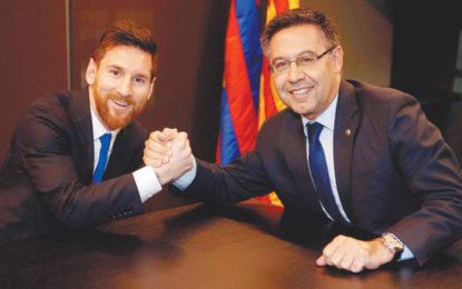 Месси как никогда оказался близок к расставанию с «Барселоной»
