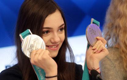 Евгения Медведева ответила на обвинения в алкоголизме