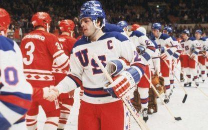 40 лет главной сенсации вистории мирового хоккея. ВАмерике разобрали, как США победили СССР