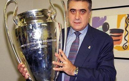 Бывший президент мадридского «Реала» умер от коронавируса