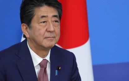Абэ: лидеры G7 поддержали идею проведения Олимпиады