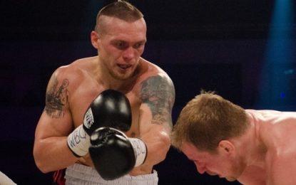 Боксера Усика затравили за русское имя