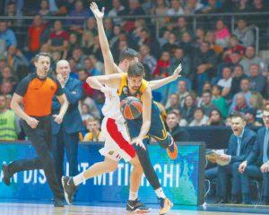 Баскет OFF: сезон Евролиги  решено завершить досрочно