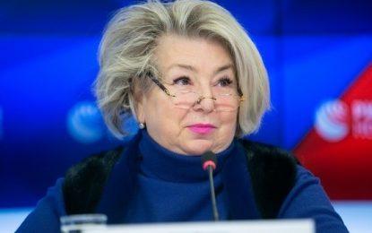 Тарасова назвала Роднину «дурой законченной»