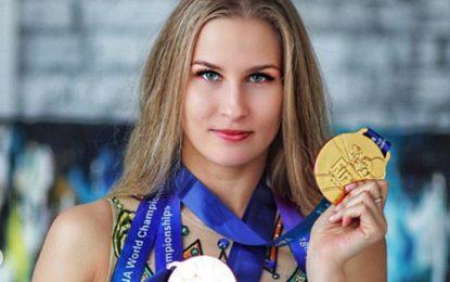 Звезда синхронного плавания Алла Шишкина рассказала о выступлении без купальника