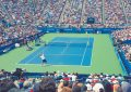 Как хотят провести US Open: раздевалки на месте временного госпиталя