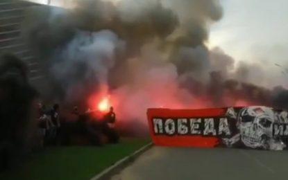 Фанаты жгут везде, но уголовное дело завели против болельщиков «Спартака»