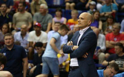 Дмитрий Голубков: «Подготовка квосьмому сезону вЕвролиге идет полным ходом»