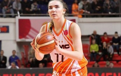 Женская сборная по баскетболу чуть не осталась без капитана