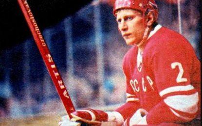 Скончался советский хоккеист Александр Гусев