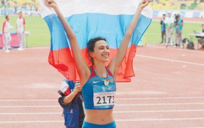 Российские легкоатлеты уходят в мировые сборные: дверь открылась