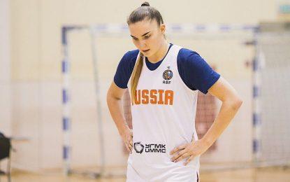 «Игралабы вАмерике, наделабы майку слозунгами». Лучшая российская баскетболистка поддержала протестные движения вСША